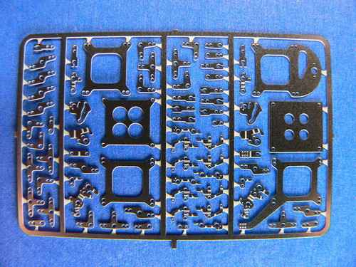 Carburetor Detail Set 1/24-1/25
