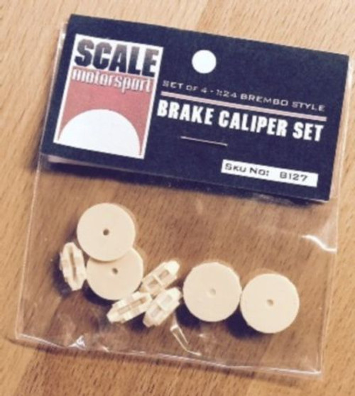 Brembo Brake Caliper Set 1/24