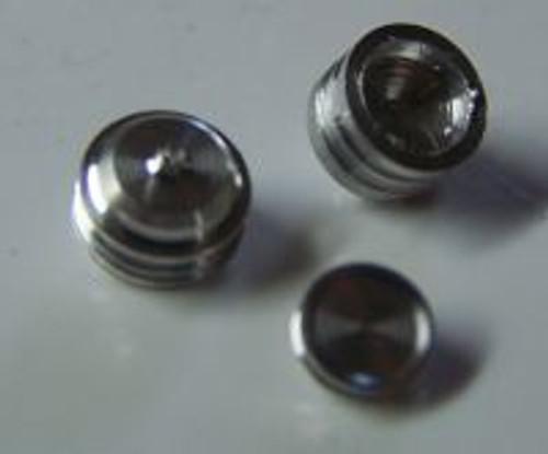 Serpentine 3-Pulley Set - Aluminum 1/25