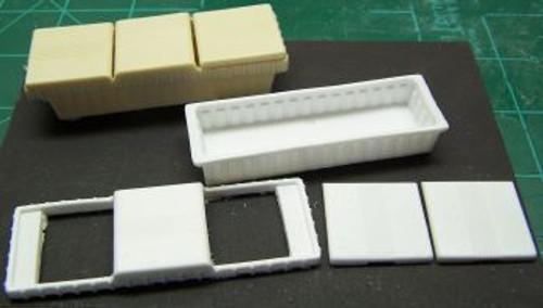 Pickup Bed Toolbox Kit, 1/25