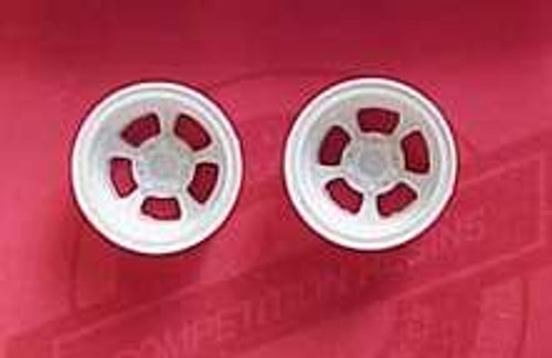 ET III Style Rear Wheels 1/25