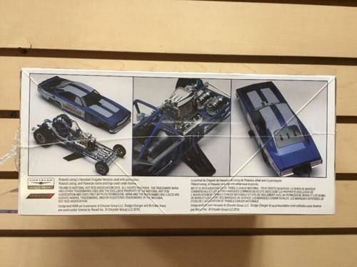 Roland Leong's Hawaiian Funny Car 1/25