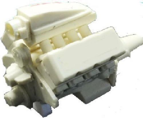 800ci BB Tunnel Ram Engine 1/25