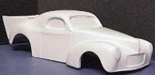 '41 Willys Pro Mod Body '05 1/24