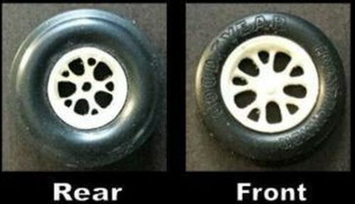 V-Series Drag Wheels 1/25