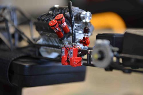 MSD 6 Ignition Box 1/16