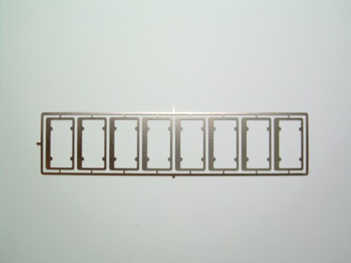 License Plate Frame Set 1/25