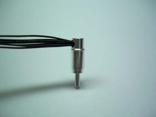 Vertex Magneto, Aluminum, Pre-Wired 1/25