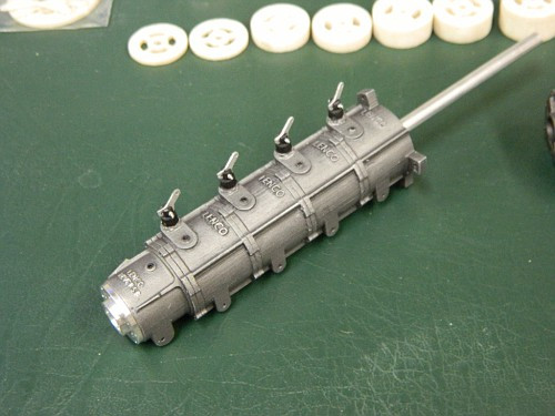Lenco Transmission Front Section 1/16