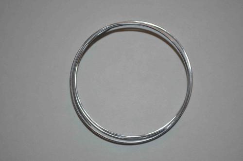 Aluminum Hard Line .031, .79mm Dia