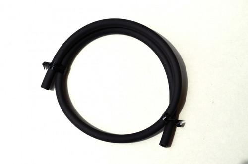 Soft Line - Hose .157, 4mm OD & Roll Bar Padding in 1/16