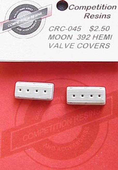 MOON 392 HEMI Valve Covers 1/25