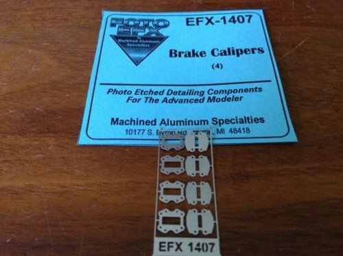 Brake Calipers 1/25