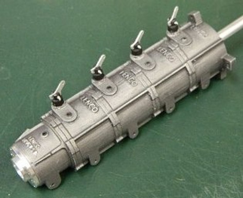 Lenco Transmission 4 Speed with Reverse 1/25