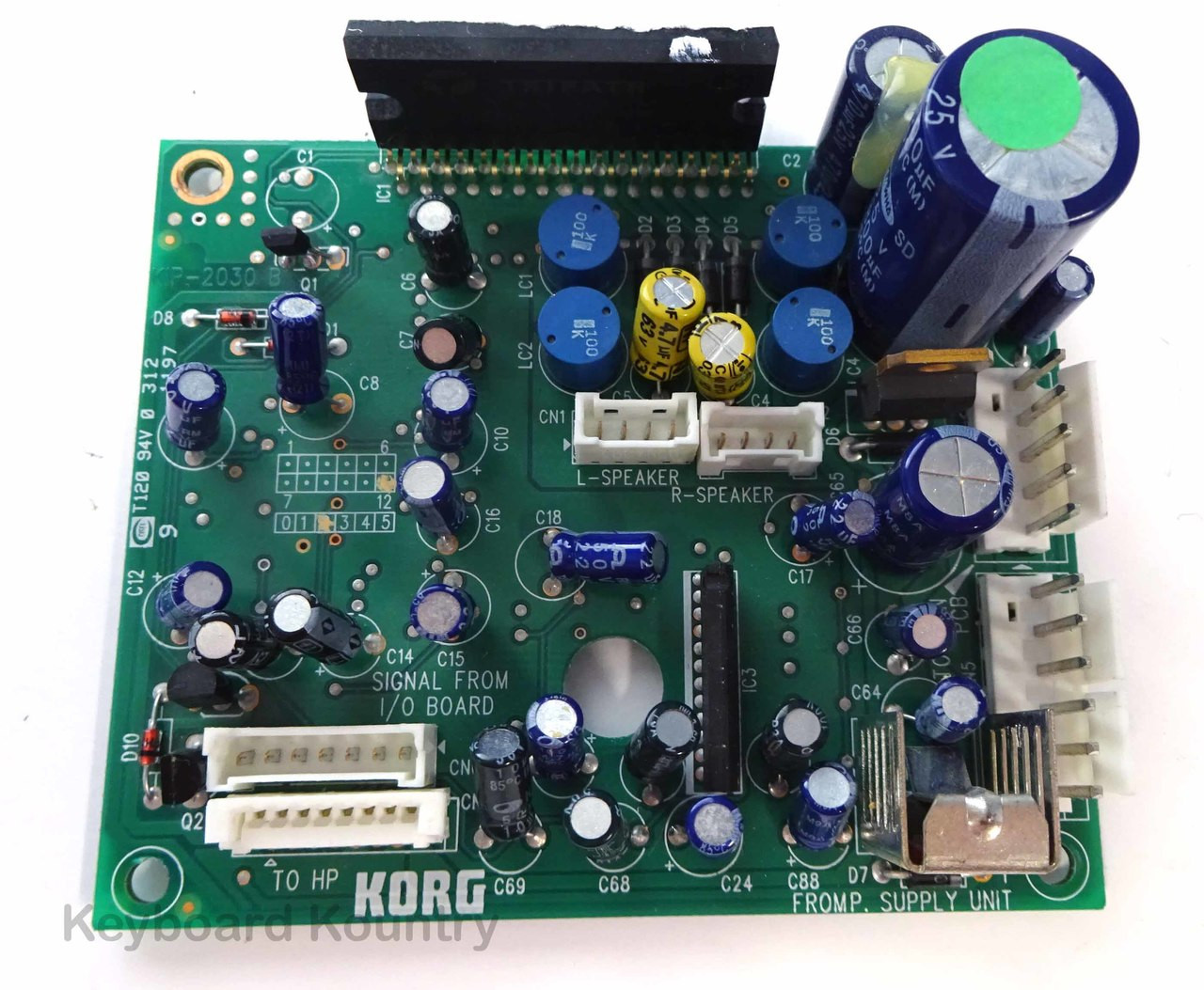 Korg Wiring Diagram Explained Diagrams Maxon 280253 Pa80 Power Amp Schematic Best Site Harness House