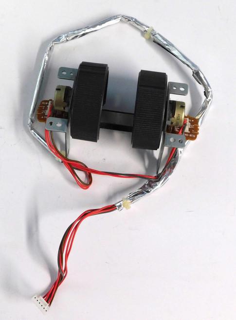 Korg X5 Pitch Bend/Mod Wheel Assembly