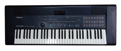 Roland EM-303 Intelligent Synthesizer