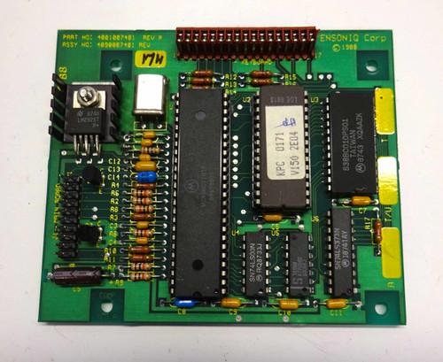 Ensoniq SQ80 KPC Board
