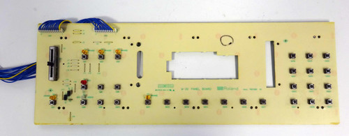 Roland W-30 Panel Board