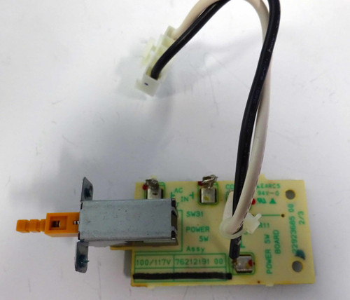 Roland W-30 Power Switch Board