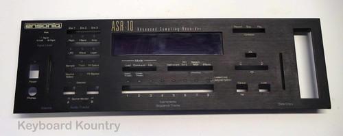 Ensoniq ASR-10 Rack Face Plate