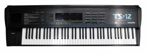 Ensoniq TS-12 Performance/Composition Synthesizer