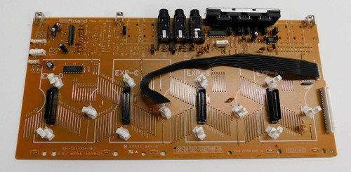 Jack/Expansion Board for Roland XP-50