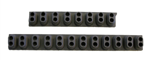 Yamaha YPG-235/535, YPT Series Rubber Key Contact Strip