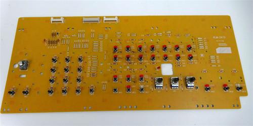 Korg Triton Extreme Right Panel Board (KLM-2473)