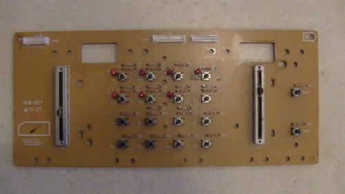Korg Trinity & Trinity Plus Left Side Panel Board (KLM-1821)