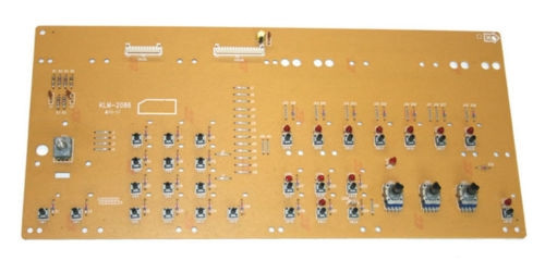 Korg Triton, Triton Pro & Pro/X Right panel board (KLM-2086)