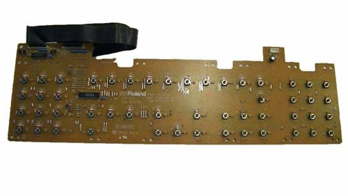 Panel/Switch Board for Roland XP-50 with Ribbon Connectors