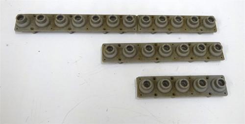 Roland Alpha Juno 1 Alpha Rubber Key Contacts