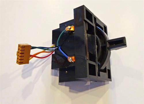 ROLAND JV-30/35/50/W-50 Joystick Assembly