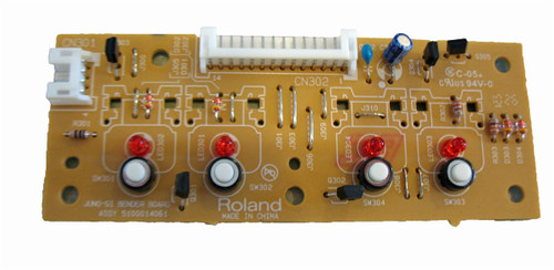 Roland Juno Gi Bender Board