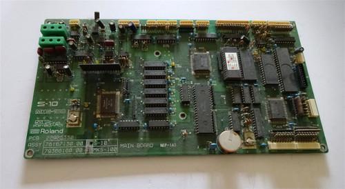 Roland S-10 Main Board