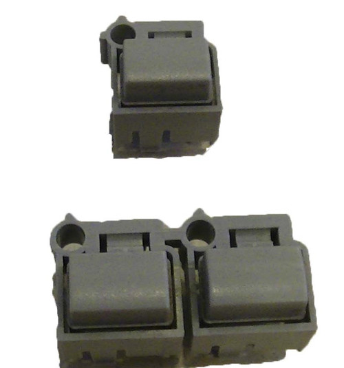Yamaha S-80 Grey Button Caps with LED Hole