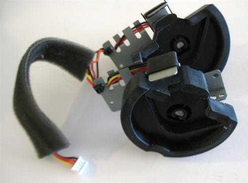 Yamaha Tyros Modulation Wheel Assembly
