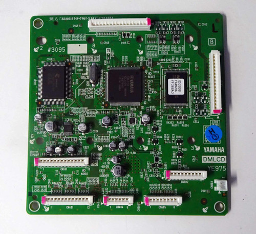 Yamaha YPG-235, DGX 230 Main/LCD Board