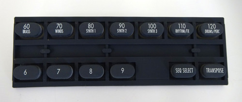 Alesis QS6.2/8.2 Far Right Side Button Pad