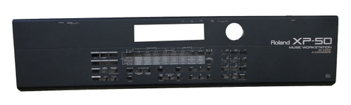 Roland XP-50 Front Panel