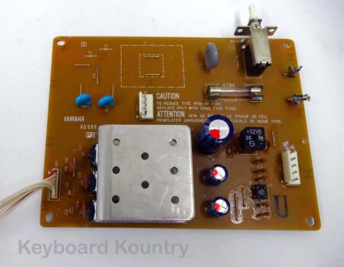 Power Supply Board (PS) For Yamaha SY55