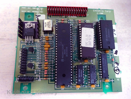 Ensoniq EPS KPC Board