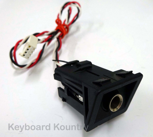 Ensoniq KT-76 Headphone Jack Assembly