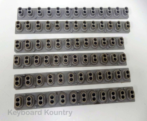 Roland XP-10 Rubber Key Contacts