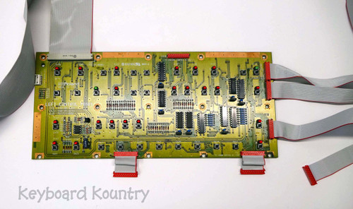 Roland G-800 Left Control Panel Board