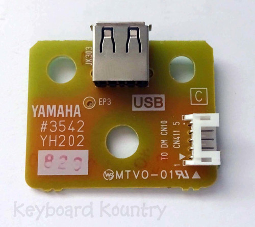 Yamaha DGX-660 USB Board