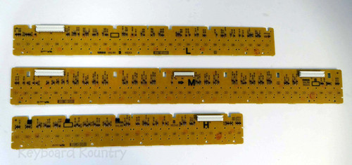 Replacement Key Contact Boards for Yamaha DGX-650/660
