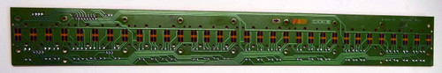 Ensoniq MR-61 Key Contact Board (Low Notes)