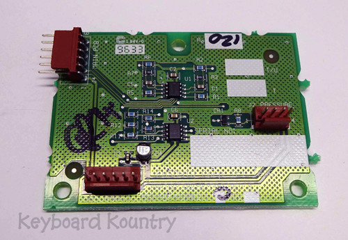 Key Pressure Board for MR-61